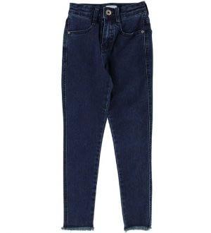Grunt Jeans - Jegging - Navy