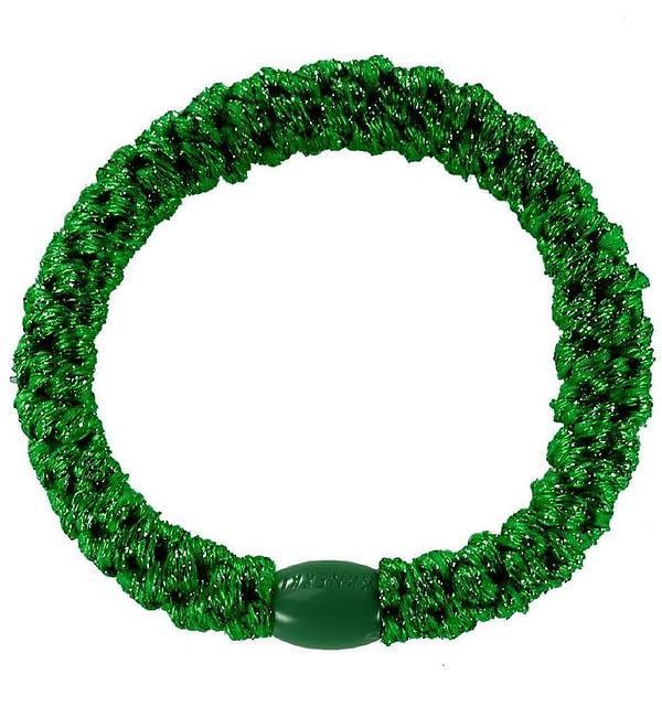 Kknekki Elastik - Grøn Glimmer
