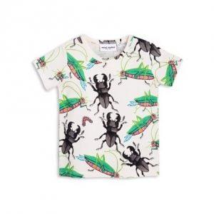 MINI RODINI Insekt T-Shirt - Tøjstørrelser: 104