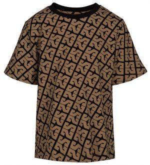 Schnoor T-shirt - Greg - Tan