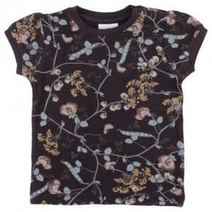 EN FANT Blomster T-Shirt - Tøjstørrelser: 104
