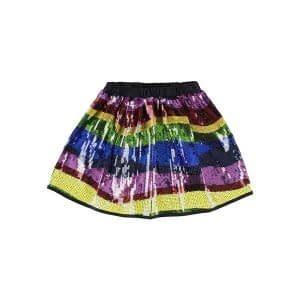 Christina Rohde Nederdel AW20 - Rainbow Paillet