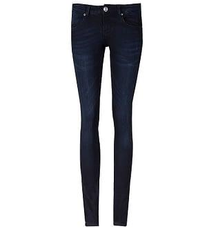 Cost:Bart Jeans - Nanna - Power Stretch - Blå Denim