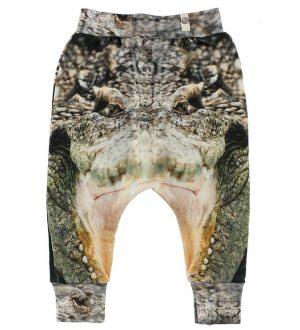 Popupshop Leggings - Baggy - Krokodille