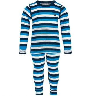 Color Kids Undertøjssæt - Dress Blues m. Striber