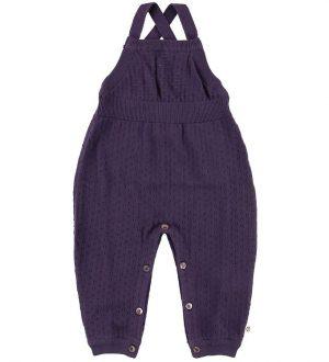 Müsli Smækbukser - Strik - Lavender
