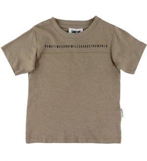 Sometime Soon T-shirt - Fantastic - Olive Grey