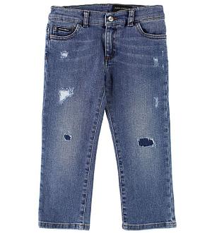 Dolce & Gabbana Jeans - Blå Denim