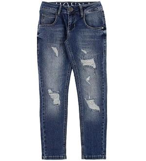 Hound Jeans - Pipe - Used Dark Blue