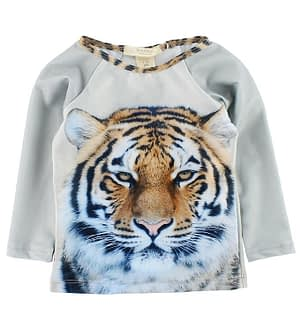 Popupshop Badebluse - UV50+ - Tiger