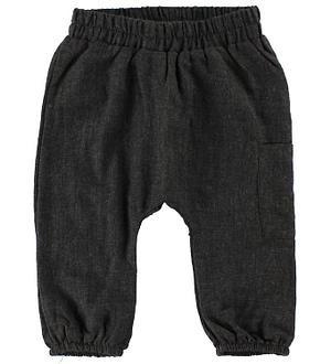 En Fant Bomuldsbukser - Koksgrå