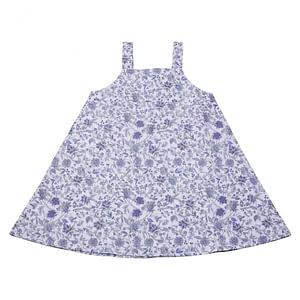 KRUTTER - Dance Dress - Blue Flower
