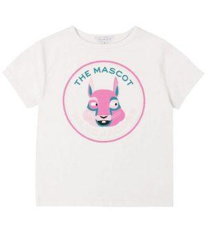 Little Marc Jacobs T-shirt - The Mascot - Hvid