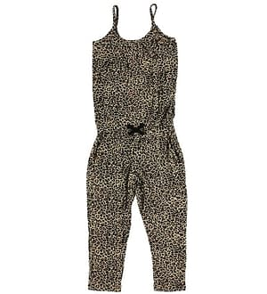 MarMar Buksedragt - Rio - Brun Leopardprint
