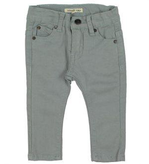 Small Rags Jeans - Støvet Blå