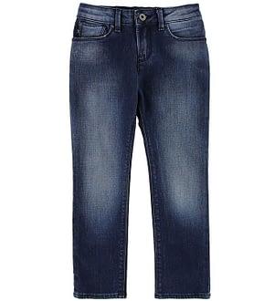 Emporio Armani Jeans - Mørk Denim