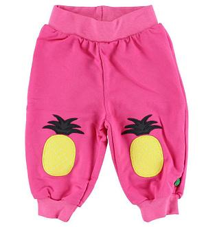 Freds World Bomuldsbukser - Pink m. Ananas