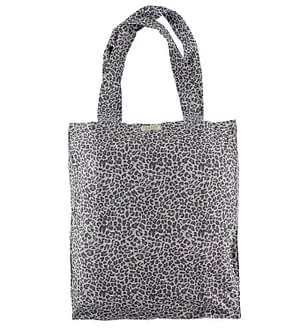 MarMar Shopper - Leo - Grå Leopard
