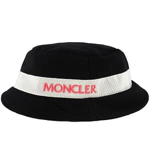 Moncler Bøllehat - Sort