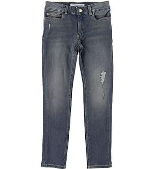 Calvin Klein Jeans - Skinny Mr Stone - Stone Blue