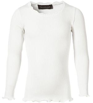 Rosemunde Bluse - New White