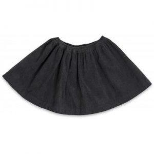Konges Sløjd nederdel i fløjl, Siri - Teal