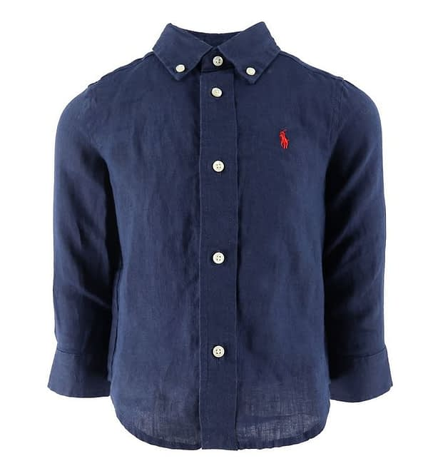 Polo Ralph Lauren Skjorte - Classics - Navy