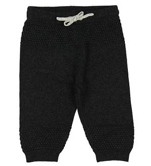 Noa Noa Miniature Bukser - Mørkegrå
