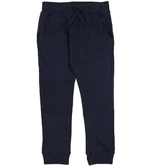 Small Rags Sweatpants - Mørkeblå