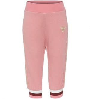 Hummel Bukser - Flamingo - Rosa m. Glimmer