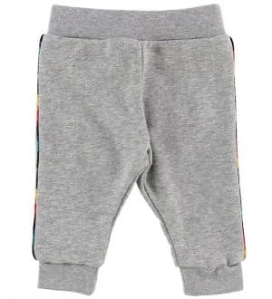 Paul Smith Baby Sweatpants - Vroum - Gråmeleret